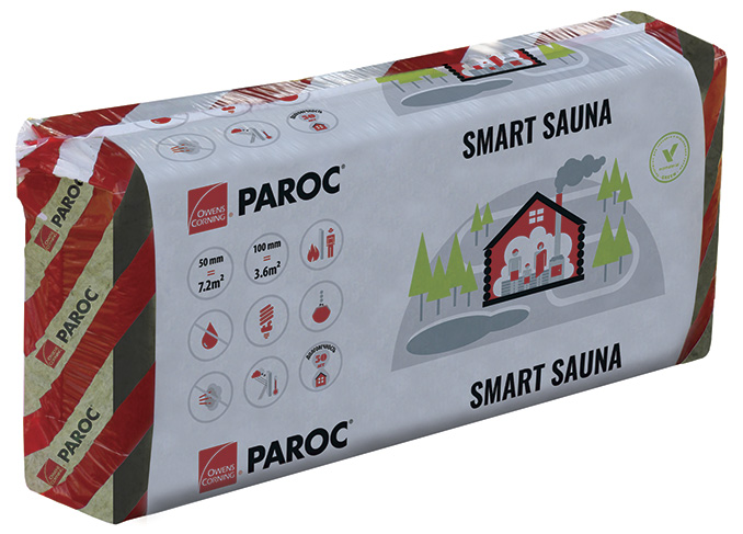 PAROC Smart Sauna фото